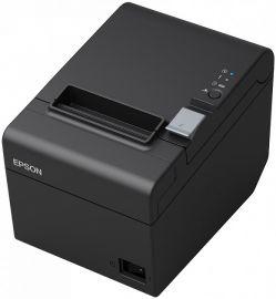 Epson TM-T20III, USB, RS-232, 8 dots/mm (203 dpi), cutter, black-C31CH51011