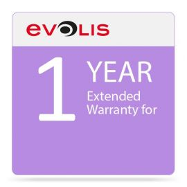 Evolis warranty extension, 1 year