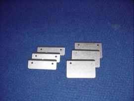 Set of 3 vanes for MC-10 CAT-3 (CAT-2) / PM-300, **40mm** (38, 40, 44, 70 and 76mm available)