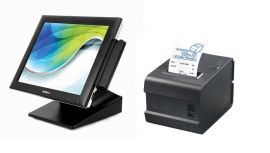 BYPOS Pos system complete incl. software